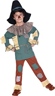 amscan Disfraz de Espantapájaros El Mago de Oz para niños