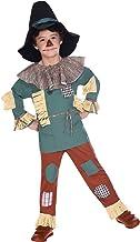 amscan Disfraz de Espantapájaros El Mago de Oz para niños Large 8-10 Years