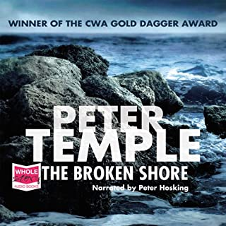 The Broken Shore                   By:                                                                                                                                 Peter Temple                               Narrated by:                                                                                                                                 Peter Hosking                      Length: 9 hrs and 57 mins     28 ratings     Overall 4.0