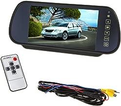 Tera 7.0 Inch LCD Digital Monitor Rearview for Car Backup Camera