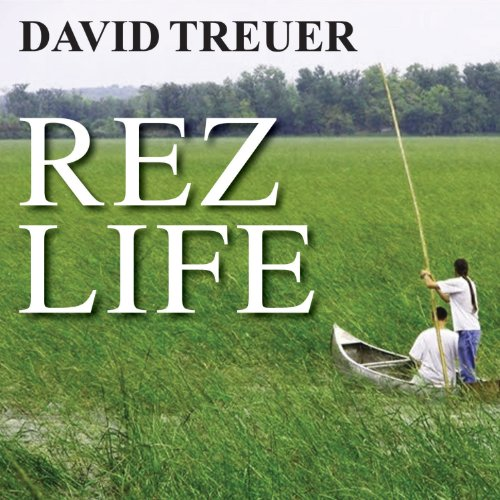 Rez Life audiobook cover art