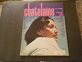 Chatelaine Nov 1968 Has Canada Any Heroes? (Ryan Reynolds?)