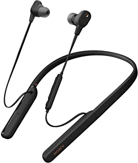 Sony WI-1000XM2 Wireless Noise Cancelling Bluetooth In-ear Headphones - Black