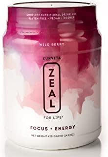 New Zeal for Life Wild Berry Wellness 30 Days, 420g