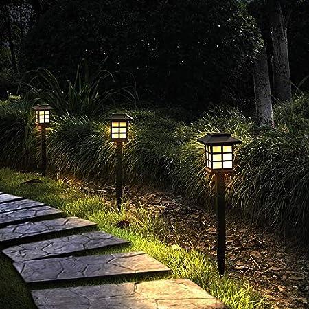 【5/12まで過去最安】Otdair ソーラーLEDセンサーライト ガーデンライト 地中埋込型 12個セット 昼白色/電球色 それぞれ1,080円(90円/本)送料無料!