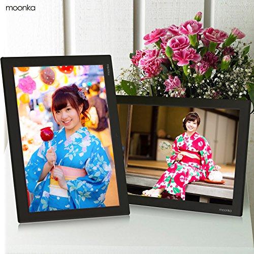 moonka『デジタルフォトフレーム』