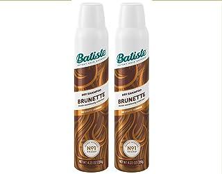 Batiste Dry Shampoo Plus 6.73oz Hermosa Morena (paquete de 2)