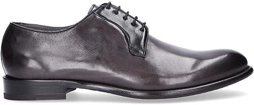 ARTISTI E ARTIGIANI Homme 7659gris gris Cuir Cuir Chaussures à Lacets  haute qualité