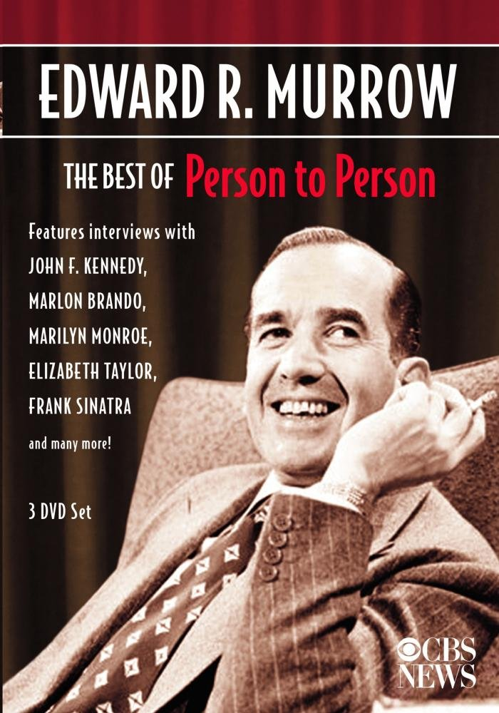 Edward R. Murrow Purchase Collection: The Best Person to wholesale Dis 3 of