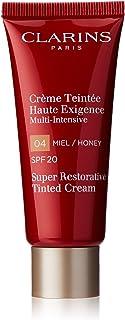 Clarins Super Restorative Tinted SPF20 Cream, 04 Miel, 40ml