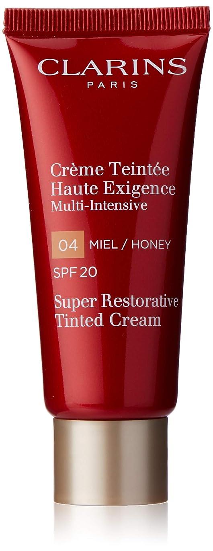 おんどり窒素こだわりクラランススープラティンテッドクリーム SPF20 - # 04 Honey 40ml