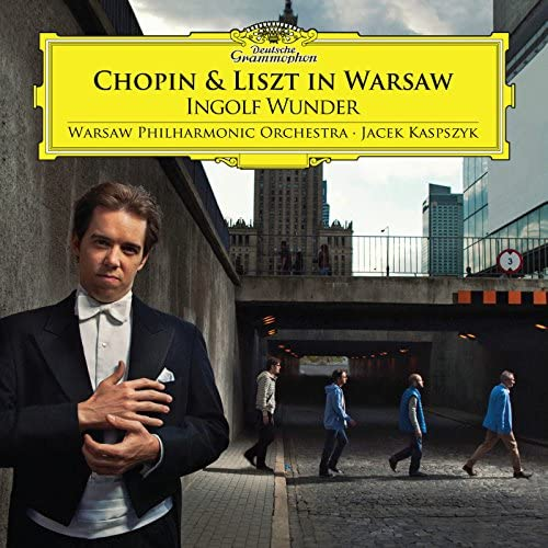 Ingolf Wunder, Warsaw Philharmonic Orchestra & Jacek Kaspszyk