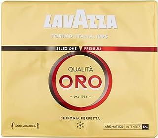 Lavazza Caffè Macinato QualitàOro, 2 x 250g