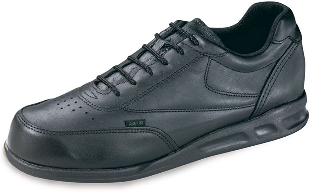 Thorogood Challenge Direct stock discount the lowest price 534-6501 Women's Athletic Shoe Black Postal Oxford