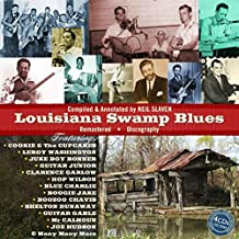 Louisiana Swamp Blues / Various