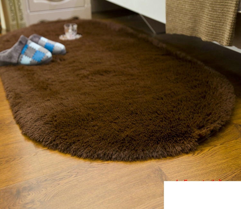 Washable mats Bedroom Blanket for Bedroom Bay Window Entrance mats Bathroom Non-Slip mats-D 120x200cm(47x79inch)