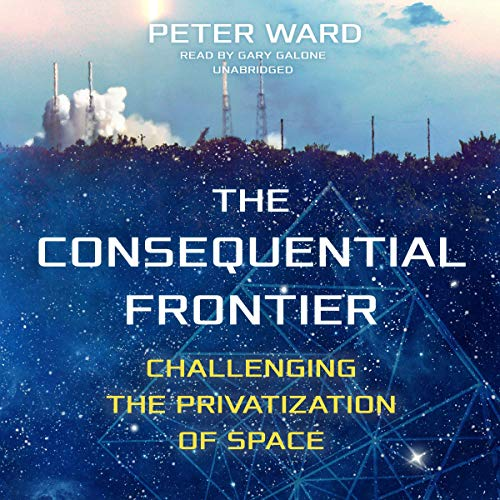 The Consequential Frontier audiobook cover art