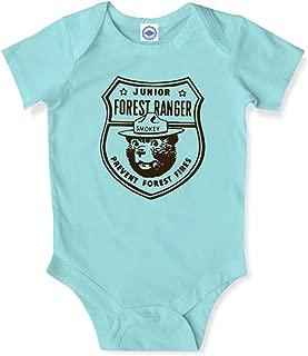 Hank Player U.S.A. Smokey Bear Junior Ranger Baby Onesie