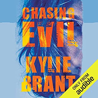 Chasing Evil audiobook cover art