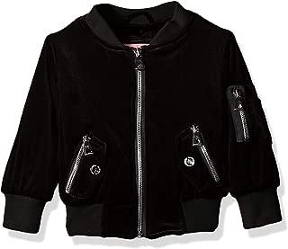 Urban Republic Girls Stretch Velvet Jacket