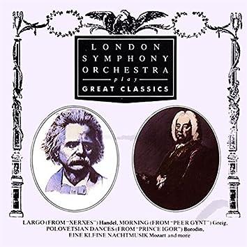 London Symphony Orchestra Plays Great Classics