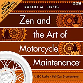 Zen and the Art of Motorcycle Maintenance (Dramatised) cover art