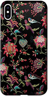 Macmerise IPCIXMPPS1510 Payal Singhal Chidiya Black - Pro Case for iPhone XS Max - Multicolor (Pack of1)
