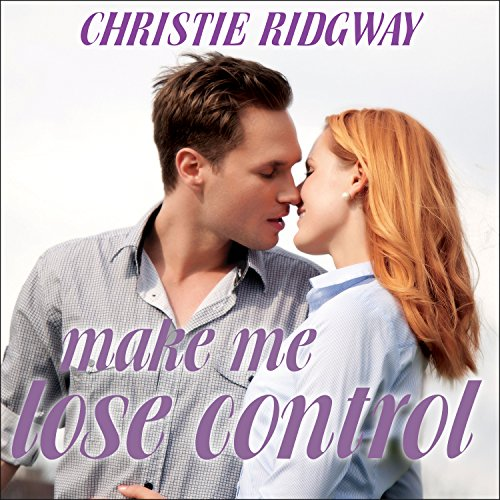 Make Me Lose Control audiobook cover art