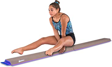 juperbsky Balance Beam for Kid's Practice - Gymnastics Equipment for Teens Hone Skills at Home