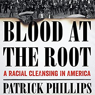Blood at the Root cover art