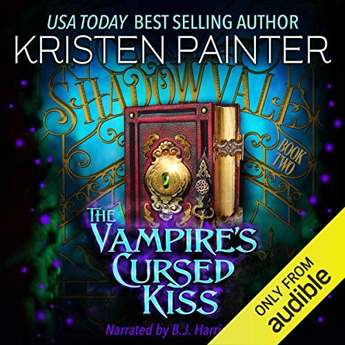 The Vampire's Cursed Kiss cover art