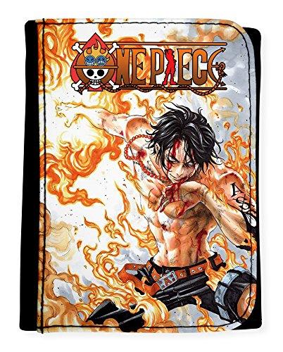 Porte Feuille One Piece Portgas D. Ace - Kanto Factory -