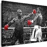 Myartstyle - Bilder Boxer Mike Tyson Sport 70 x 50 cm