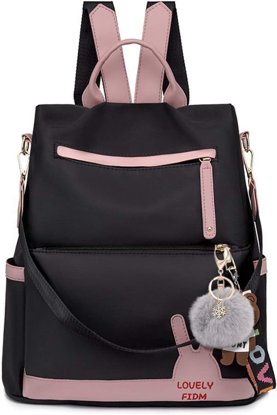 Backpack New Shipping Free Purse Los Angeles Mall Shoulder Bag Waterproof Anti-theft Knapsack Tote