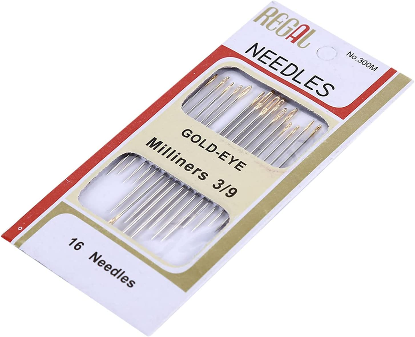 GOMYIE 16Pcs Practical Large Eye Stitchi We OFFer at cheap Louisville-Jefferson County Mall prices Sewing Hand for Needles
