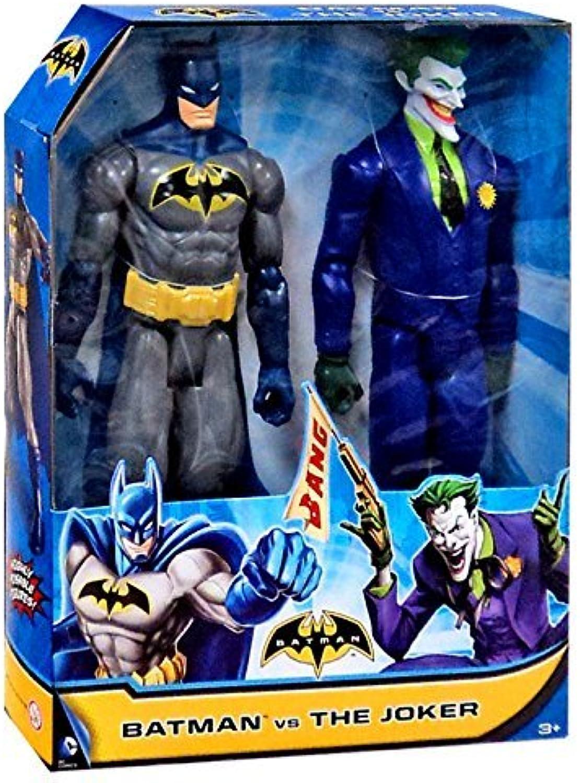 Batman Batman vs The Joker 12 Action Figure by DC Comics