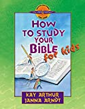 How to Study Your Bible for Kids (Discover 4 Yourself® Inductive Bible Studies for Kids)