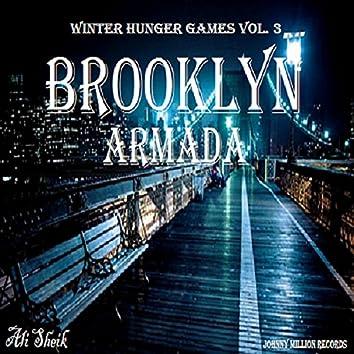 Winter Hunger Games, Vol. 3 (Brooklyn Armada)