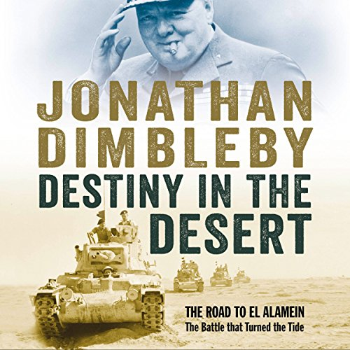 Destiny in the Desert audiobook cover art