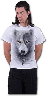 Spiral - T-Shirt - Homme Blanc Blanc