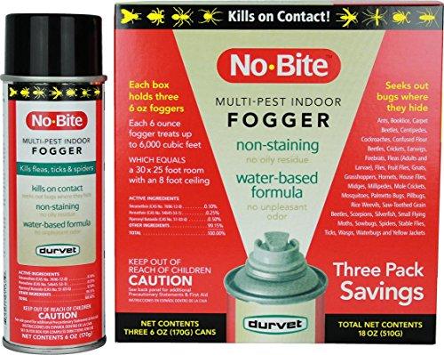 Durvet Multi-Pest Indoor Fogger