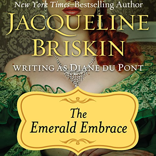 The Emerald Embrace audiobook cover art