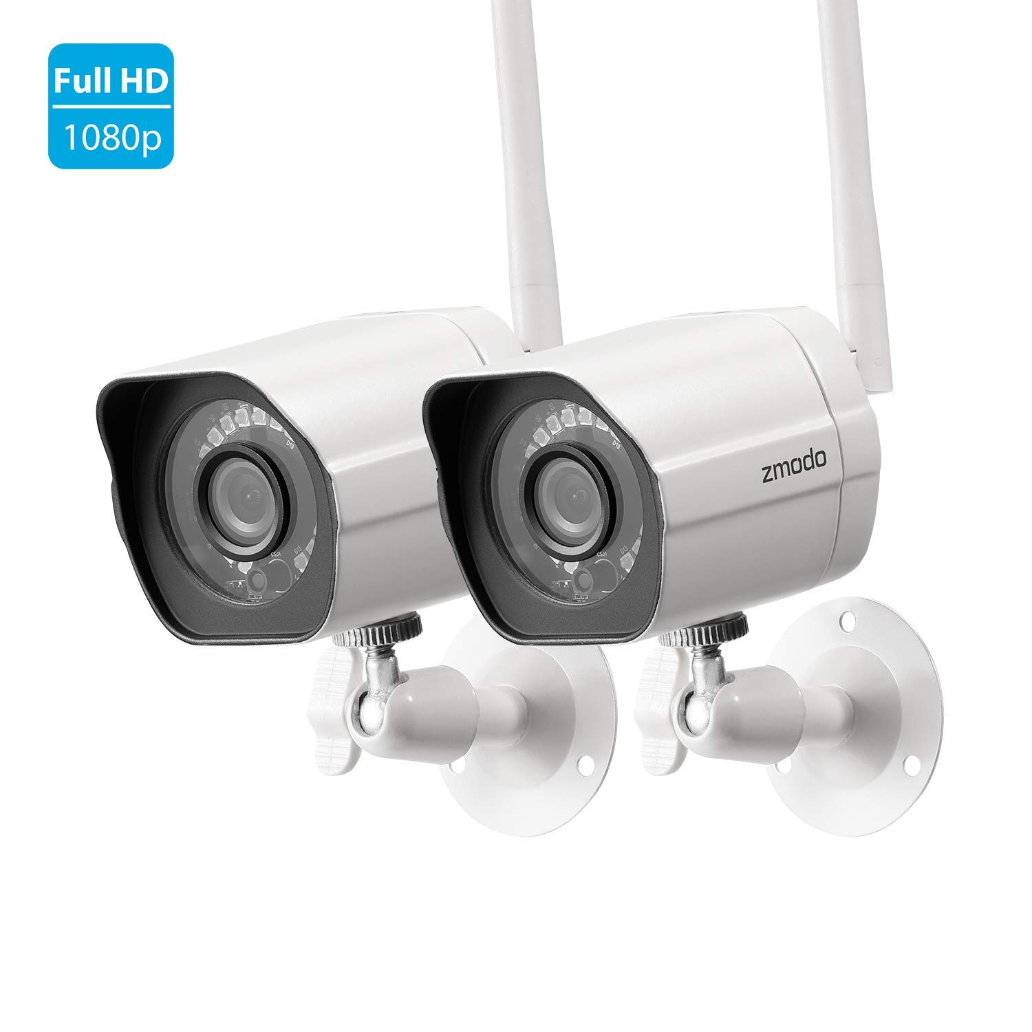 Zmodo Outdoor Wireless Security Compatible