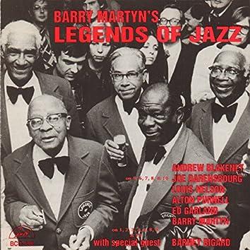 Barry Martyn's Legends of Jazz
