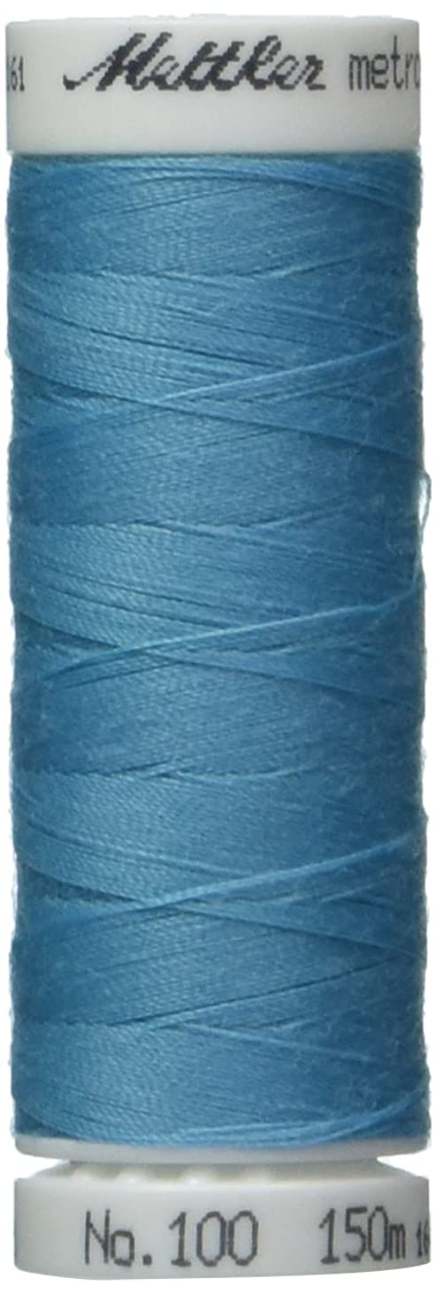 Mettler 1161-890 Peacock All Purpose Polyester Thread, 164 yd.