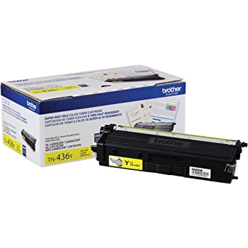 TN433Y Yellow Overall Defect Rates Less Than 1/% Replaces Brother TN-433Y Yellow Lower Cost Alternative to Brother Brand Search4Toner Compatible Replacement for Brother TN433