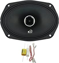 Massive Audio P69X - 6x9, 280 Watts Max / 140w RMS, 4 Ohm, PX Series, Pro Audio Coaxial Car Audio Speaker System (Sold as ... photo