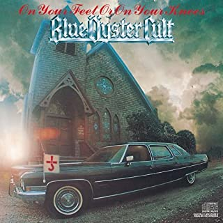 blue oyster cult on your feet