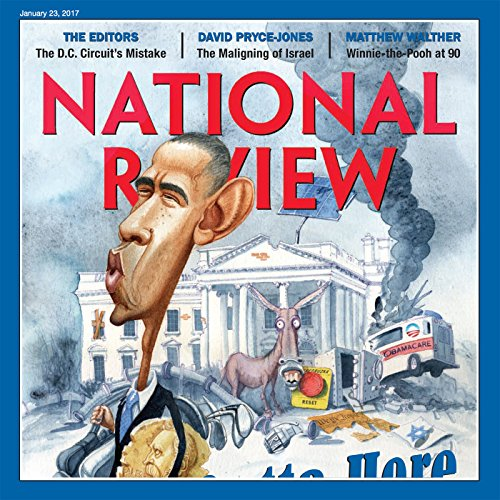 National Review - January 23, 2017 audiobook cover art