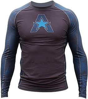Anthem Athletics 10+ Styles HELO-X Long Sleeve Rash Guard Compression Shirt - BJJ, MMA, Muay Thai